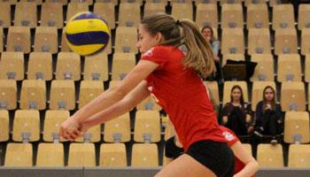 Julie Jensen - Volleyspiller