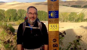 Peter Remmen - Camino vandring