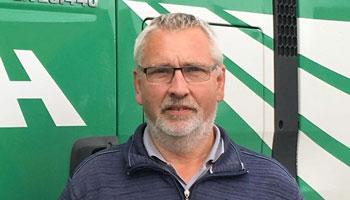 Jørgen Andersen - Lastbilschaffør
