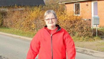 Tove Nedergaard - Pensionist