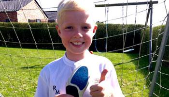 Alexander - Ung fodbolddreng